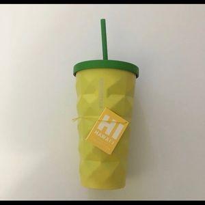Starbucks Pineapple Tumbler NWT
